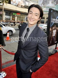 Actor Daniel Henney arrives at...