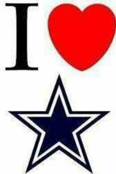 I <3 the Dallas Cowboys!