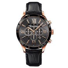 Thomas Sabo Men's Watch WA0186-213-203-43mm--210.63
