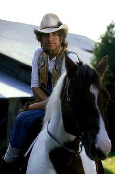 What a cowboy Dylan!