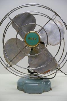 zero electric table fan