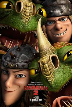 New How To Train Your Dragon 2 Trailer
