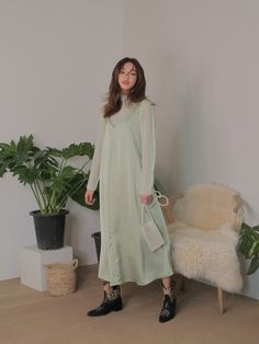 Korean Girl Fashion, Asian Fashion, Style Fashion, Modest Outfits, Cute Outfits, Stylenanda, Korean Style, Fashion 2020, Swagg
