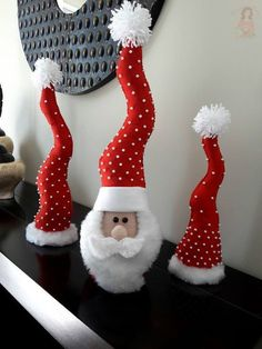 30 Eye – Catching DIY Christmas Decorations and Crafts * remajacantik Make your home warm and happy and it's time to do last Christmas decorations and fell holiday spirit. As the music stations start switching Easy Christmas Ornaments, Christmas Mason Jars, Christmas Gnome, Christmas Sewing, Christmas Crafts For Kids, Simple Christmas, Christmas Projects, Beautiful Christmas, Holiday Crafts