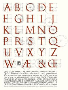 The Roman or Latin alphabet is the alphabet used for many modern-day languages. The alphabet is a writing system which evolved from a western variety of the Greek alphabet. Roman Letters, Roman Alphabet, Greek Alphabet, Design Typo, Typography Design, Calligraphy Letters, Typography Letters, History Of Typography, Logo Typo