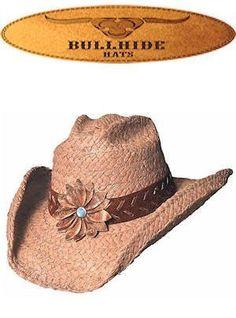 Bullhide Hats Western Straw Sunset