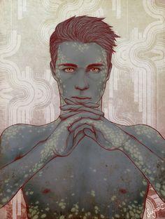 Jackson by Sudjino.deviantart.com on @deviantART