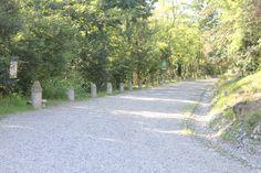 La vecchia strada verso il porto, oggi puoi percorrerla dirigendoti dal Centro Parco verso il Canale Villoresi, il Canale Industriale e il Ponte Ticino di Oleggio, sul fiume Ticino.