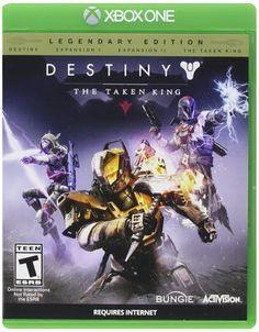 newemmagge: Destiny The Taken King - Legendary Edition - Xbox ...
