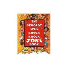 #Biggest ever knock knock #(joke #treasury) paperback book the cheap fast free po,  View more on the LINK: http://www.zeppy.io/product/gb/2/391676576629/