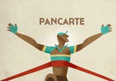 Label Wine for Pavè by Riccardo Guasco, via Behance