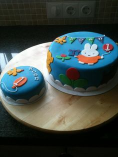 1st Bday Cake, 1st Boy Birthday, Fancy Cakes, Cute Cakes, Character Cakes, Cake Tutorial, What To Cook, Cake Smash, Let Them Eat Cake