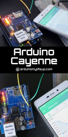 All you need to know getting started with Arduino Cayenne. It's a great way to dive head first into IoT.