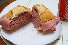 Quick and Delicious Brazilian Mortadella Sandwich - Foodista.com