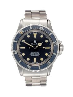 Rolex Oyster Perpetual Submariner Watch (c. by Vintage Watches at Gilt 4d8e9d6bd3