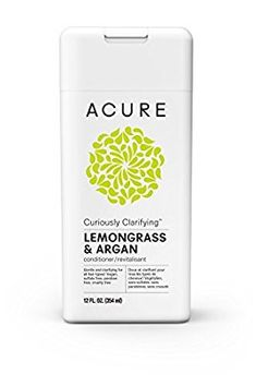 ACURE Clarifying Conditioner, Lemongrass: Amazon.co.uk: Beauty