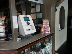 Một cây ATM Bitcoin ở New Mexico, Mỹ.