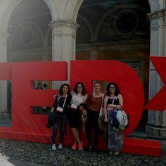 parla di #TEDxPadova su Instagram #tedxpadova #domaniora