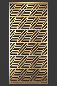 Cnc, Laser Cut Panels, Bronze, Decorative Panels, Door Design, Abstract Backgrounds, Laser Cutting, Art Deco, Patterns