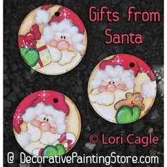 Gifts from Santa - Lori Cagle - PDF DOWNLOAD
