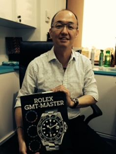 The GMT-Master from Singapore http://www.collectingwatches.com/mondani-club/
