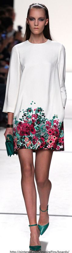 Spring 2014 Ready-to-Wear Elie Saab