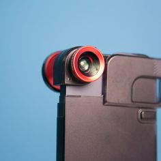 The Olloclip lens will help you take incredible iPhone photos.