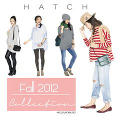 Hello Jack Blog: Hatch 2012 Fall Collection.