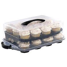 #Oneida24-CountCupcakeCarryingCase: Amazon.com: #Kitchen #Dining #cupcake #carrier
