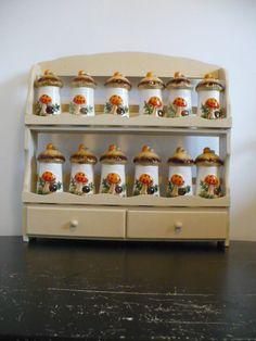 Merry Mushroom Spice Set