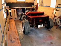 maine home garage photo