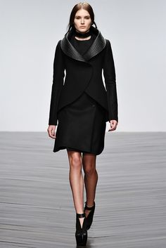 oncethingslookup:  David Koma Fall 2013 RTW.