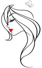 Doodle art 312578030364296978 - femme rouge Source by Pencil Art Drawings, Easy Drawings, Drawing Sketches, Art Du Croquis, Arte Fashion, Silhouette Art, Wire Art, Fabric Painting, Painting Art