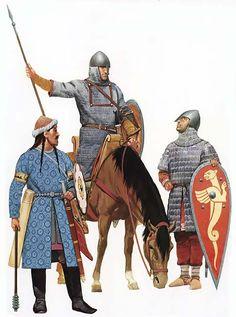 • сельджуков наемник, 11-12 веков  • mercenarie итало-Норман, в конце 11-го века…