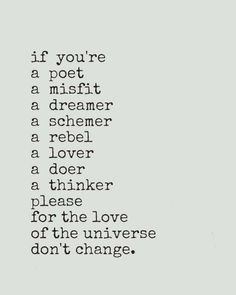 Please don't Change ❤️ . DM to talk if you need someone to share your problems with I will listen to you and try to help you out. Tough Times Quotes, Dont Change, Mental Strength, Were All Mad Here, Need Someone, Be True To Yourself, Listening To You, The Dreamers, Rebel