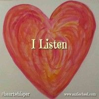 """Listening To Your Heart Whispers Strengthens You Gratitude Muscle """"You simply will not be the same person two months from now after consciously giving thanks each day for the abundance that exists in your life. And you will have set in motion an ancient spiritual law: the more you have and are"""
