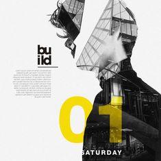 New design poster presentation ideas Creative Poster Design, Creative Posters, Graphic Design Posters, Modern Graphic Design, Graphic Design Illustration, Typography Design, Branding Design, Logo Design, Poster Layout
