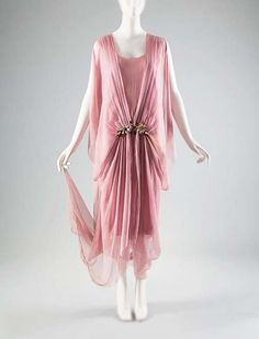Evening Dress, Bonwit Teller & Co., ca.1920.