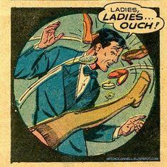 Comics Vintage, Vintage Comic Books, Comic Books Art, Comic Art, Ec Comics, Comics Girls, Crime Comics, Comic Book Panels, Comic Book Covers