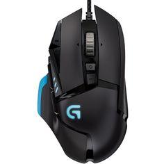 Mouse Gamer Logitech Proteus Spectrum G502 12000dpi