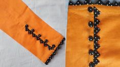 Very Beautiful Triangles Sleeve design Making (Step By Step)সুন্দর হাতার ডিজাইন তৈরি Chudidhar Neck Designs, Neck Designs For Suits, Sleeves Designs For Dresses, Dress Neck Designs, Stylish Dress Designs, Hand Designs, Sleeve Designs, Blouse Designs, Salwar Designs