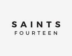 "Check out new work on my @Behance portfolio: ""SAINTS FOURTEEN"" http://be.net/gallery/41524113/SAINTS-FOURTEEN"