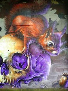 Always stunning work from Smug #smug #streetart #art #urbanart #graffiti