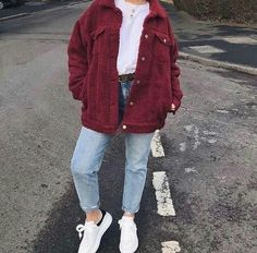 Mode Outfits, Trendy Outfits, Fall Outfits, Fashion Outfits, 90s Style Outfits, Vintage Hipster Outfits, Korean Casual Outfits, Hipster Style, Retro Outfits