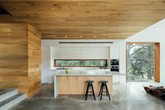 Image 25 of 35 from gallery of Invermay House / Moloney Architects. Photograph by Michael Kai