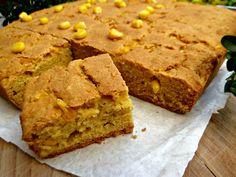 Chleb kukurydziany bezglutenowy