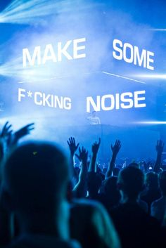 Did Someone say, Louder ?!@#$%^&* #edm