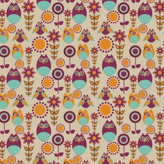 Birdy Nam Nam pattern. Click picture or link to download it from my profile page on Colourlovers.