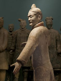 Well-Curated: Terra Cotta Warriors