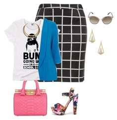 """""""eclectic plus/street chic"""" by kristie-payne ❤ liked on Polyvore"""